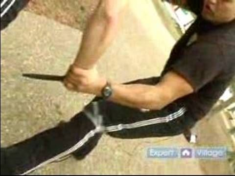 Krav Maga Self Defense Techniques : Edge Weapons Techniques for Krav Maga