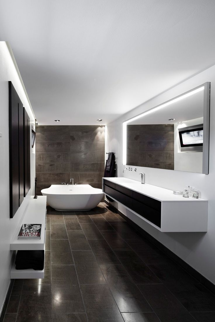 Villa E - BJARNHOFF A/S Bathroom # design # interior