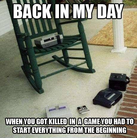 Back in my day... #Retro #gaming memories