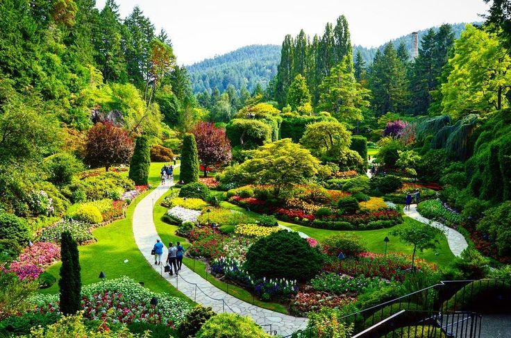 美しいガーデンシティに魅せられてカナダビクトリアを巡る女子旅