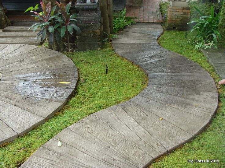 17 Best Images About Wood Walkway On Pinterest Shop Home