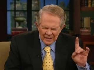 Top 10 Craziest Things Ever Said By Pat Robertson