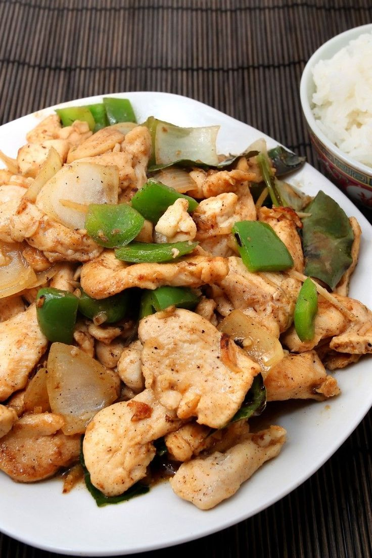 Weight Watchers Chinese General's Chicken Recipe - 6 Smart Points