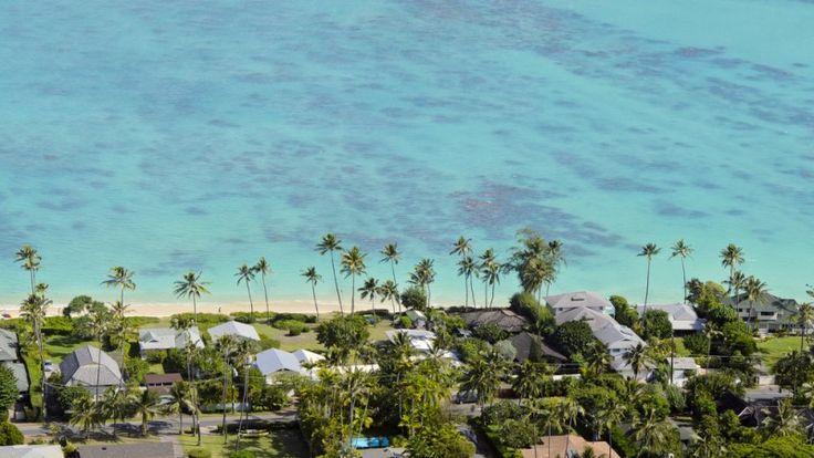 10 locais mais românticos para pedir em casamento na Praia   Internacional - Lanikai Beach
