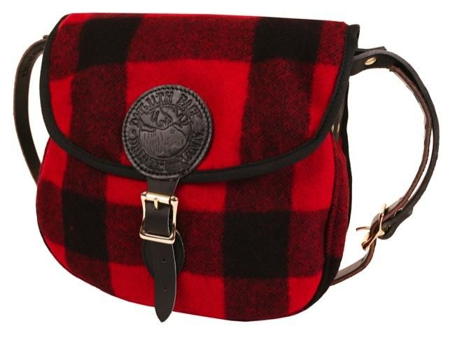 For generations, Duluth Pack's Wool Shell Bag has been a companion of professionals that know the value of a light, yet almost indestructible utility bag for the woods. Gamekeepers, shooters, woodsmen and woodswomen, and even scientists in the field widely use this simple, versatile bag to carry everything from shells and tools to small game and specimens.
