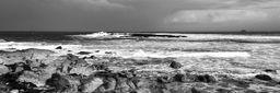 Atlantic Storm, Black And White #atlanticocean #storm #coast @lin_dies