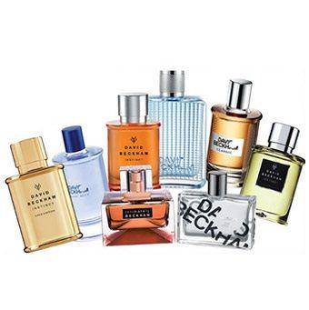 FREE David Beckham Fragrance Hampers - Gratisfaction UK Freebies #freebies #beckham #freestuff