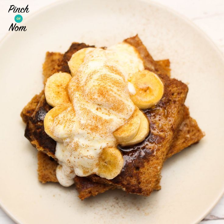 I love Syn Free French Toast. Totally indulgent, sweet and, well, amazing! And it's easier than you think to make a syn free version!! The perfect weekend breakfast. This Syn Free French Toast is so easy to make, and it's something that you can even give to the kids. They will adore it, I promise!It's…