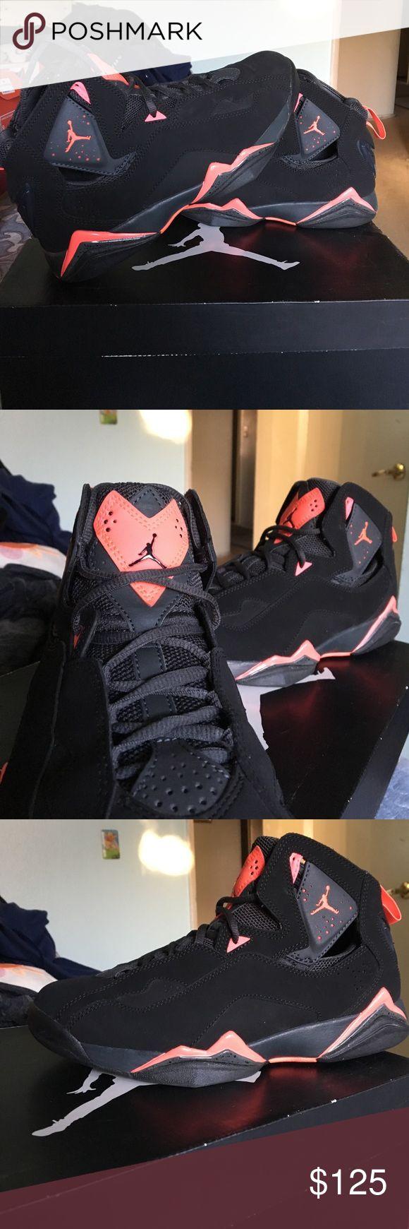 Jordan True Flight PINK NEON COLOR. Very comfortable. Worn 2 times. Jordan Shoes Sneakers
