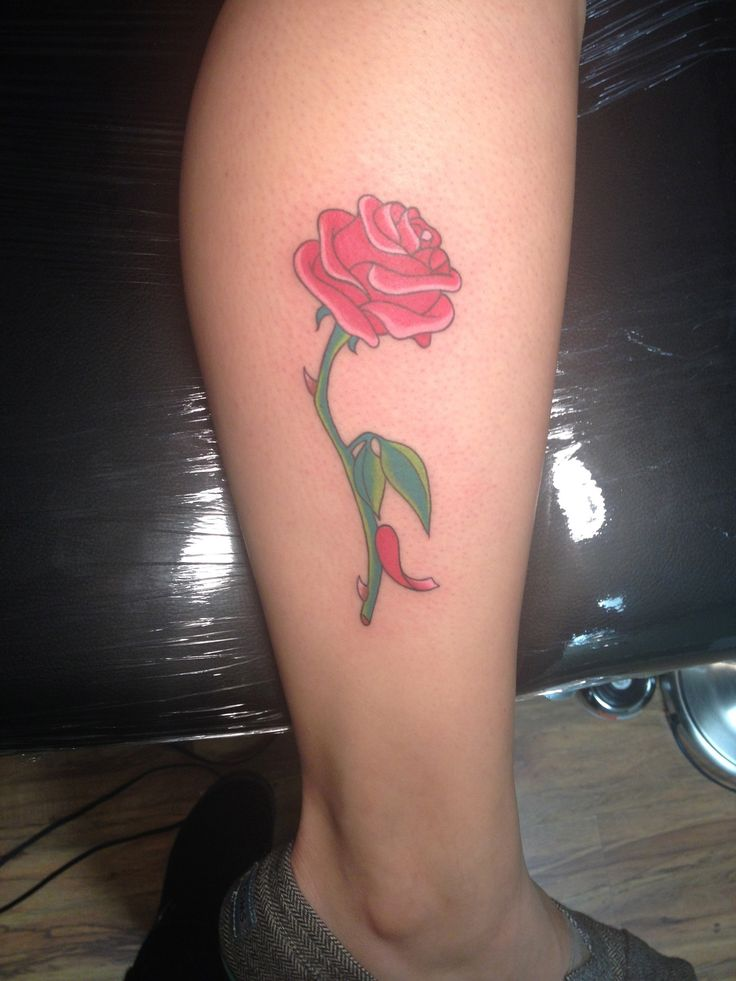 beauty and the beast enchanted rose tattoo tattoos pinterest the beast rose tattoos and. Black Bedroom Furniture Sets. Home Design Ideas
