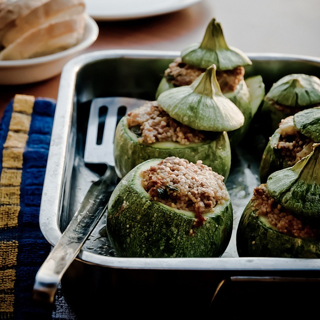 Maltese Stuffed Marrows │ #VisitMalta visitmalta.com