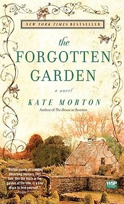 The Forgotten Garden by Kate Morton. Fabulous story with lots of twists - I couldn't put it down!