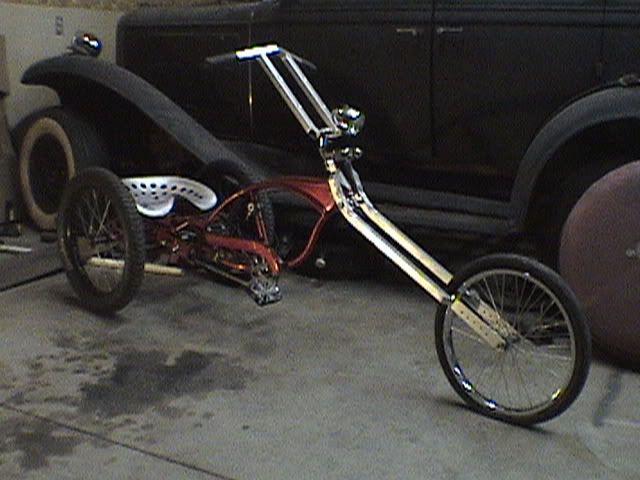 306 best custom trike bicycles images on pinterest. Black Bedroom Furniture Sets. Home Design Ideas