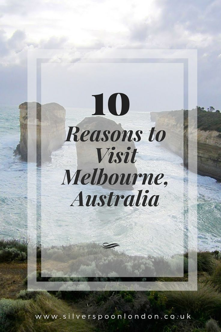 10 Reasons to Visit Melbourne as a luxury travel destination