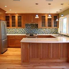 Best Natural Wood Kitchens Images On Pinterest Kitchen
