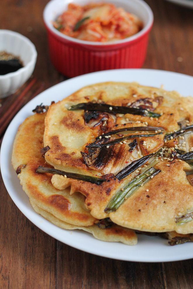 143 best korean food images on pinterest cooking food korean korean kimchi scallion pancakes korean disheskorean forumfinder Gallery