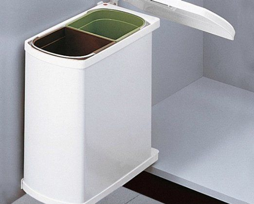 v ce ne 25 nejlep ch n pad na pinterestu na t ma einbau abfallsammler m lleimer einbau. Black Bedroom Furniture Sets. Home Design Ideas