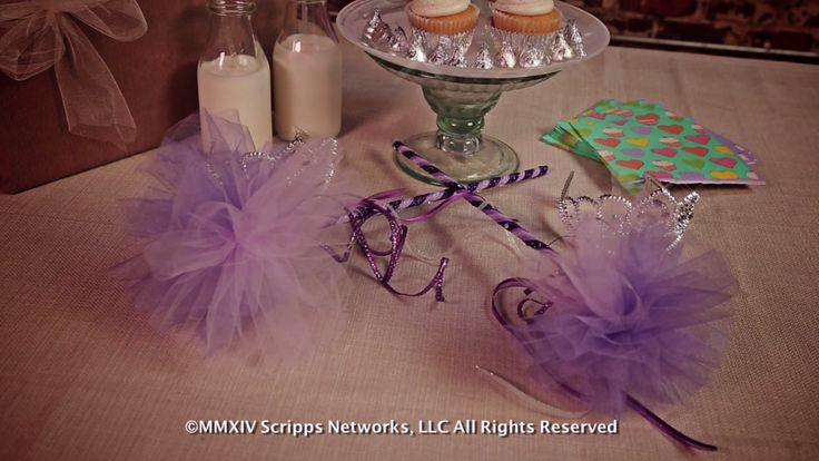 DIY Fairy Princess Wands