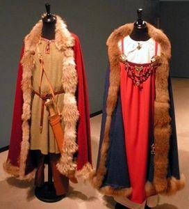 Wikinger Kleidung