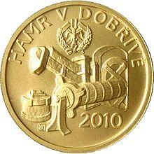 Hamr v Dobřívě - 2010