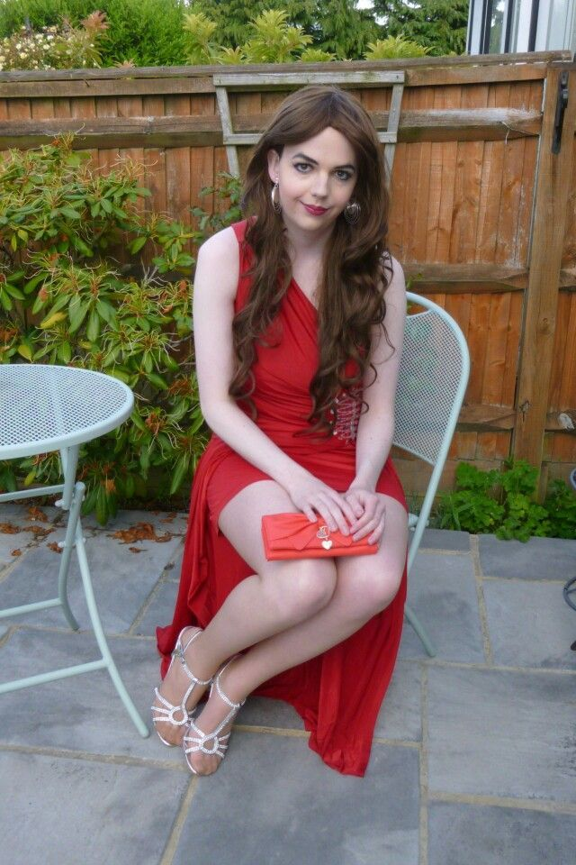 Without a doubt the cutest 20 year old boy on his block. #Crossdresser, #Sissy, #Transvestite