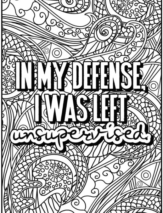 47 Great Pics And Memes To Improve Your Mood #funnyquotes #funny Quotes  #funny - Quotes In 2021 Swear Word Coloring Book, Words Coloring Book,  Cuss Words Coloring Book