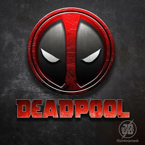 Last design for the night! Deadpool movie emblem. I made all of these designs plus one more within 6 hours! Dream job, design all day, then Netflix all night. #deadpool #wadewilson #marvel #marvelcomics #marvelfanart #marvelmovies #marveldesigns #marveluniverse #comics #comicfanart #fanart #graphicdesign