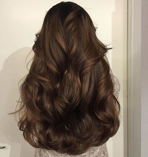 17 Best Images About Long Brown Hair On Pinterest Her Hair Wavy Hair And Sexy Long Hair