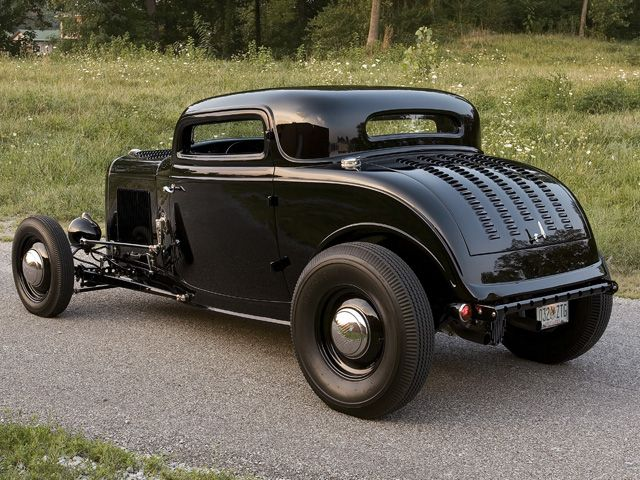 1932 Ford Coupe Hot Rod | 1932 Ford Coupe