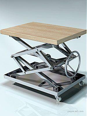 screw scissor table cad project coffee table design herramientas rh pinterest com
