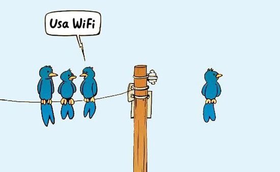 Usa WiFi