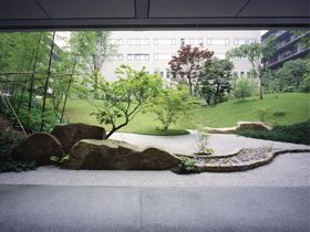 Garden for Ministry of Foreign Affairs of Japan - Shunmyo Masuno