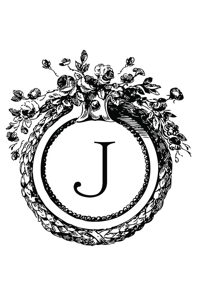 this would be a lovely tattoo. with a J ;)