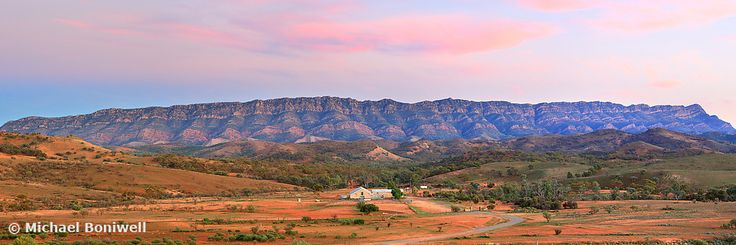 Arkaba Woolshed, Flinders Ranges