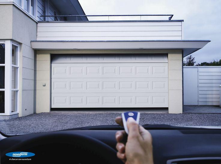 As 7 melhores imagens em Garage no Pinterest Portas de garagem - Serrure Porte De Garage Basculante Leroy Merlin
