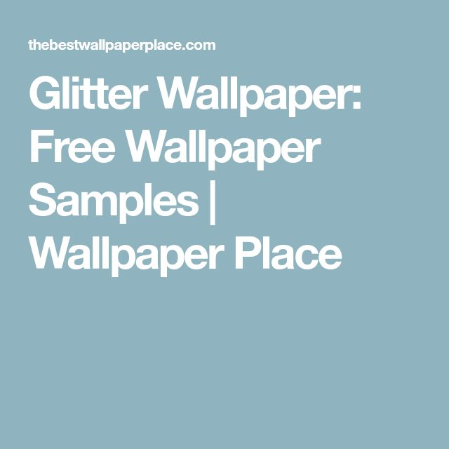 Glitter Wallpaper: Free Wallpaper Samples | Wallpaper Place