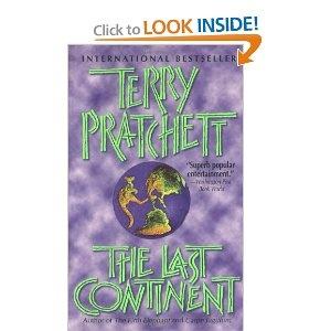 Terry Pratchett, The Last Continent