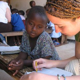 Global Volunteer network -  Volunteering opportunities to support the work of local community organizations in developing countries. Locations include: South America, Africa and Asia