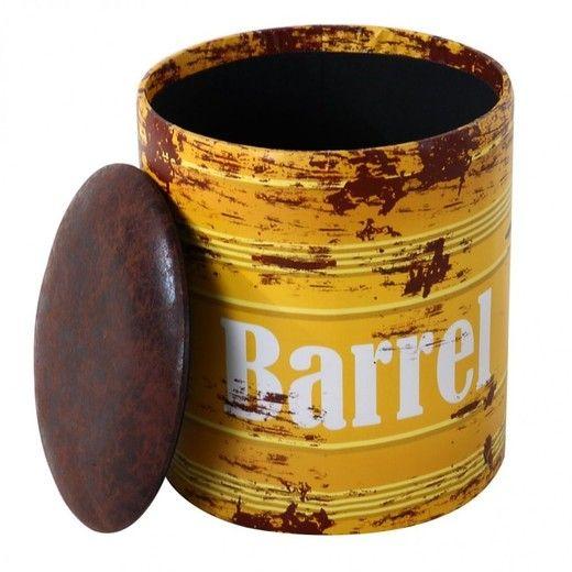 "Stolička ""Barrel"""