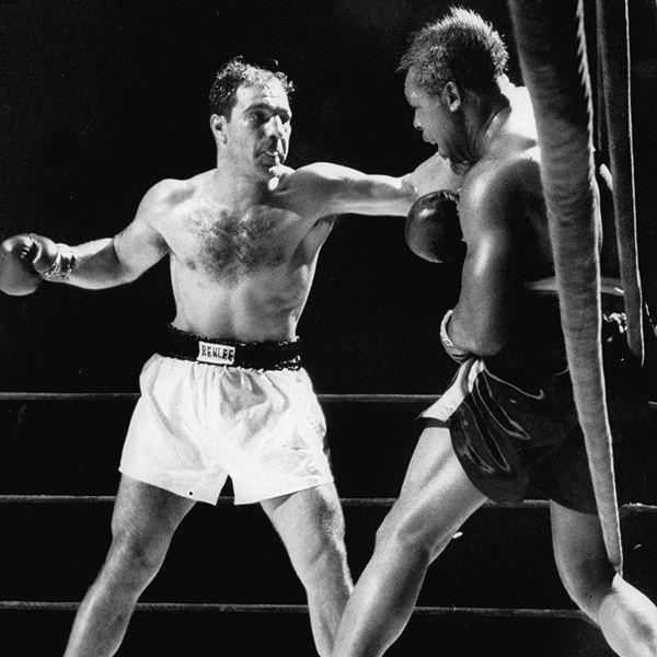 Rocky marciano how i beat the pussy up