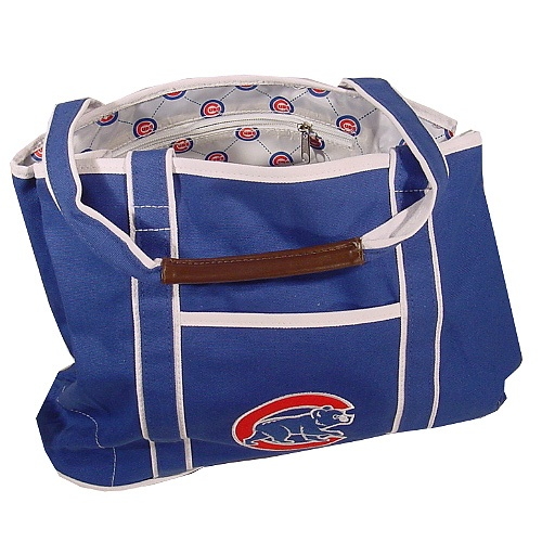 Chicago Cubs Tote Bag / Purse $29.95
