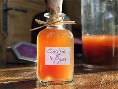 Vinaigre de figues sèches - Cuisine Campagne