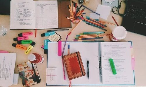Afbeelding via We Heart It https://weheartit.com/entry/148813470/via/15584923 #college #hate #library #notes #school #study