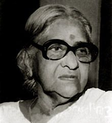 "Lalithambika Antharjanam (1909 - 1987) was a novelist, short story writer, poet and social reformer. Her novel, ""Agnisakshi"", won the Kendra Sahitya Akademi Award and the Kerala Sahitya Akademi Award in 1977."
