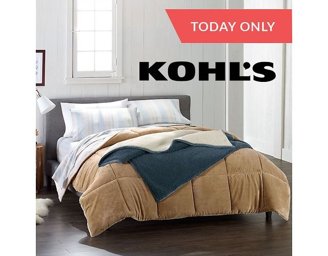 Doorbusters Sale w/ Extra 15-30% Off Purchase Kohl's Cash & More (Today Only) $2.49 (kohls.com)
