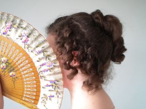 Very cool site with tutorials for Medieval, Georgian, Regency, Victorian, and Edwardian Hair!