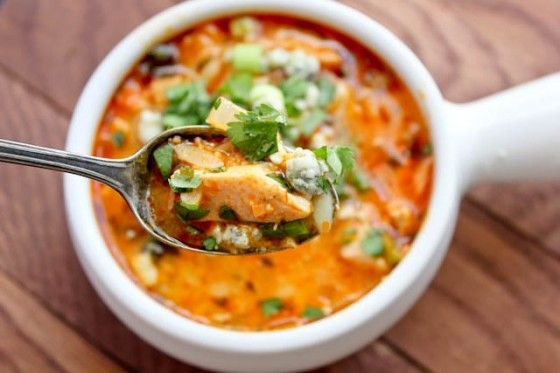 Buffalo Chicken Soup w/ Orzo: Coconut Milk, Raw Honey, Yummy, Chicken Soups Recipes, Paleo Buffalo, Buffalo Chicken Soups, Chicken Stockings, Paleo Recipes, Chicken Breast