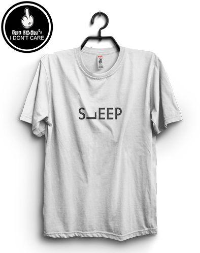 Zack Jordan T-shirt. sleep