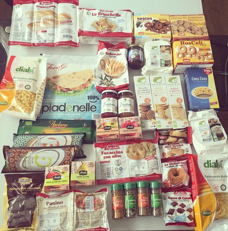 Gluten free ❤️