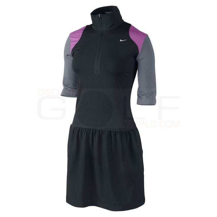 Nike Women s Novelty Knit Dress 543575 $120 | Discount Golf World
